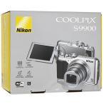 Nikon製■デジカメ COOLPIX S9900■シルバー/1605万画素■