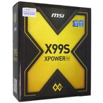 MSI製■E-ATXマザーボード■X99S XPOWER AC■LGA2011-3■
