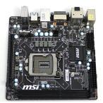 MSI製★Mini ITXマザーボード★B85I★LGA1150▼
