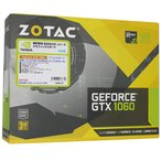 ZOTAC■GeForce GTX 1060 Mini 3GB■ZT-P10610A-10L◆