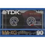 TDK■カセットテープ メタル MA-XG■90分■未開封