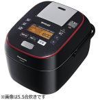 パナソニック スチーム&可変圧力IHジャー炊飯器 SR-SPA187-K 炊飯器