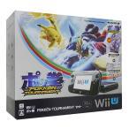 ショッピングWii Wii U ポッ拳 POKKEN TOURNAMENT セット kuro■初回■未開封