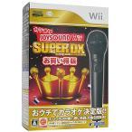 カラオケJOYSOUND Wii SUPER DX お買い得版★【ゆうパケット不可】