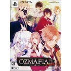 OZMAFIA!!-vivace- 限定版 PS Vita
