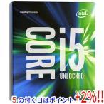 Core i5 6600K■3.5GHz 6M LGA1151 95W■SR2BV■