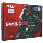 MSI製■ATXマザーボード Z170A GAMING M5■LGA1151■
