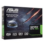ASUSグラボ ■ GTX750TI-PH-2GD5 ■ PCIExp 2GB ■ 新品未開封