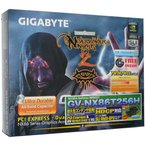 GIGABYTE製 グラフィックボード GV-NX86T256H PCIExp 256MB