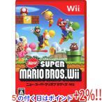 New スーパーマリオブラザーズ Wii★【送料180円〜】