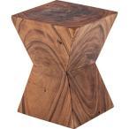 ジェラルド ウッドスツール〈JW-103〉椅子 スツール サイドテーブル 花台 置き台 スタイリッシュ インテリア 家具 おしゃれ
