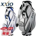 ショッピングゼクシオ DUNLOP(ダンロップ) XXIO -ゼクシオ- メンズ キャディバッグ GGC-X081