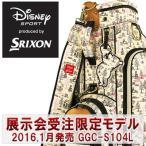 DUNLOP(ダンロップ) SRIXON DISNEY SPORTS 限定 メンズ キャディバッグ GGC-S104L