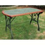 【野外用家具】クロステーブル(13015)