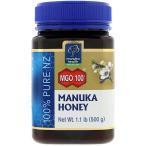 マヌカ蜂蜜 MGO100+ 500g 【ニュージーランド産MGOマヌカはちみつ】マヌカヘルス  Manuka Health マヌカハニー