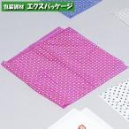 ポリ風呂敷 No.90 水玉ピンク 10枚 LDPE 0370843 福助工業