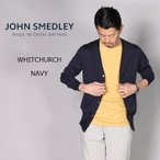 JOHN SMEDLEY (ジョンスメドレー)  WHITCHURCH / 4colors