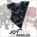 ジョイリッチ JOYRICHレディース Tシャツ/BL Graffiti Angled Tee