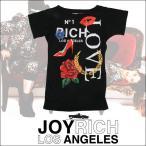 ジョイリッチ JOYRICHレディース Tシャツ/Rich Collage Big Tee