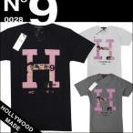 ハリウッドメイド HOLLYWOOD MADE メンズ Tシャツ /MR PINK HOLLYWOOD TE!!
