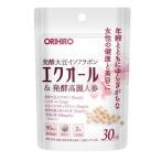 エクオールサプリ 発酵高麗人参 更年期 ORIHIRO オリヒロ  30粒
