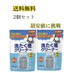 洗濯槽クリーナー シャボン玉 500G 2個セット