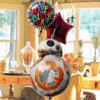 キャラ電 スターウォーズ BB-8 31621 電報 STAR WARS 結婚式 誕生日 バルーンギフト 開店祝い  【starwars_y】 -ファルコン -Xウイング