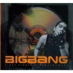 BIGBANG - 1st Single - Big Bang CD + DVD 韓国盤