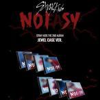 Stray Kids - NOEASY : Stray Kids Vol.2  Jewel Case Ver ランダムバージョン 韓国盤 CD