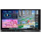 MDV-M906HD HDパネル搭載/ハイレゾ音源対応 地上デジタルTVチューナー/Bluetooth内蔵 DVD/USB/SD AVナビ 彩速ナビ ケンウッド