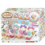 おもちゃ しゅわボム カップケーキ ベーシックセット セガ 子供 贈り物 ままごと かわいい 香り付き スポンジ SB-01