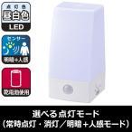 LED人感センサーライト NIT-BLA6JS-WN