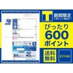 Tポイント期間限定 600ポイント ピッタリ消化 レターパックライト 青 額面[360円] 送料無料
