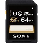 64GB Class10対応  写真/動画撮影★