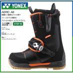 YONEX 16 AERIO AB ブーツヤマブキ ステップインブーツ ヨネックス アキュブレイド スノーボード ブーツ エアリオ 新品 型落ち 15 - 16