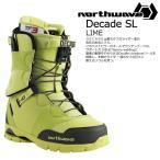 17 NORTHWAVE DECADE SL BOOTS LIME ノースウェーブ デケード スノーブーツ 16 - 17 スノーボード ブーツ 2017