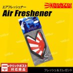 バンザイスポーツ ペーパー エアフレッシュナー 車用芳香剤 USDM/JDM
