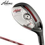 Adams Golf(アダムスゴルフ)日本正規品XTD Tiハイブリッド(ユーティリティ)三菱レイヨン社製XTD Ti Co-engineeredカーボンシャフト