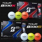 2016モデルブリヂストンゴルフ日本正規品TOUR B330シリーズ(ツアービーサンサンマル)ゴルフボール1ダース(12個入)