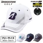 「春夏限定品」 BRIDGESTONE GOLF日本正規品 TOUR B プロモデル メンズゴルフキャップ(オリジナルマーカー付) 2019モデル 「CPSG91(フリーサイズ)」