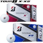 【限定品】 ブリヂストンゴルフ日本正規品 TOUR B Xシリーズ CORPORATE COLOR EDITION 2019新製品 ゴルフボール1ダース(12個入)