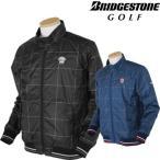 BridgestoneGolfブリヂストンゴルフ撥水長袖スイングトップブルゾンAGM52D「秋冬ゴルフウエアw6」