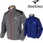 Bridgestone TOURSTAGE(ブリヂストン ツアーステージ) フリースジャケット 秋冬ゴルフウエアw7 数量限定モデル ITT91D