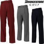 BridgestoneGolf ブリヂストンゴルフ TOUR B 秋冬ウエア 2タックパンツ QGM92K
