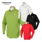 BridgestoneGolf ブリヂストンゴルフ TOUR B 秋冬ウエア 長袖ボタンダウンシャツ 「SGM01F」