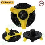 CHAMP(チャンプ)日本正規品 プロスコーピオン スティンガー ゴルフ鋲(交換用ソフトスパイク) 「ミリサイズ 」「1個単位販売 」