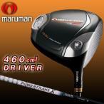マルマンゴルフ日本正規品CONDUCTOR LX DEEP(コンダクター LX ディープ)ドライバー(460cc)アベレージラインPOWERTRANS X 115Wカーボンシャフト