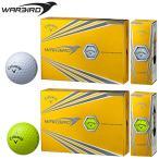 2017新製品キャロウェイ日本正規品WARBIRD(ウォーバード)ゴルフボール「1ダース(12個入)」