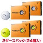2015モデルキャロウェイ日本正規品WARBIRD(ウォーバード)ゴルフボール2ダースパック(24個入)