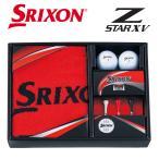 ダンロップ日本正規品 SRIXON(スリクソン) Z STAR XV ボールギフト 2019モデル 「GGF-F2079」